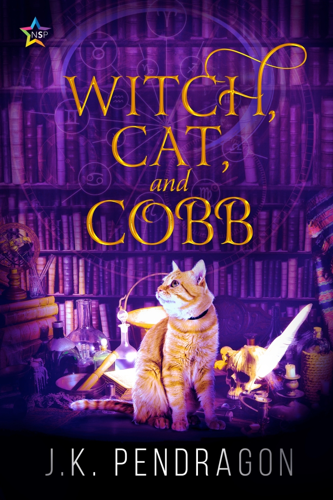 Witch Cat and Cobb